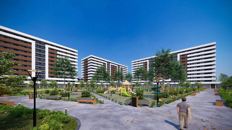 Copou Garden Residence