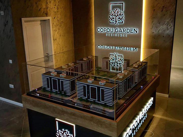 Showroom Copou Garden Residence
